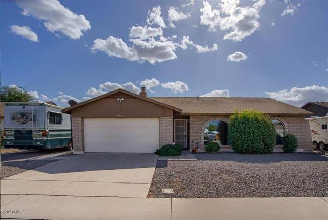 5537 W Boca Raton Road, Glendale, AZ 85306 (MLS #6158795) :: NextView Home Professionals, Brokered by eXp Realty