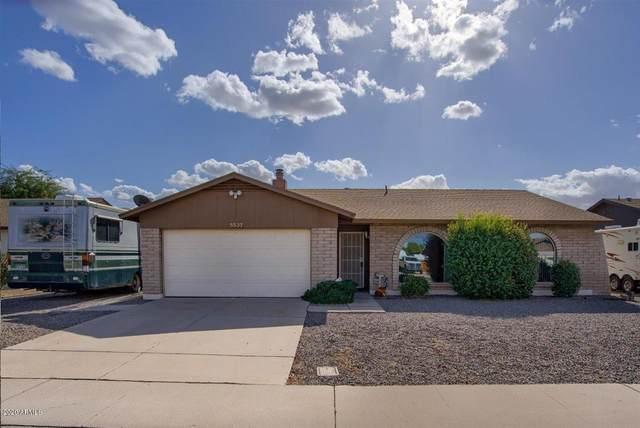 5537 W Boca Raton Road, Glendale, AZ 85306 (MLS #6158795) :: Long Realty West Valley