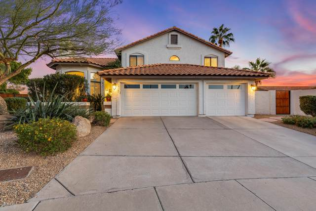 13167 N 104TH Street, Scottsdale, AZ 85260 (MLS #6158851) :: My Home Group