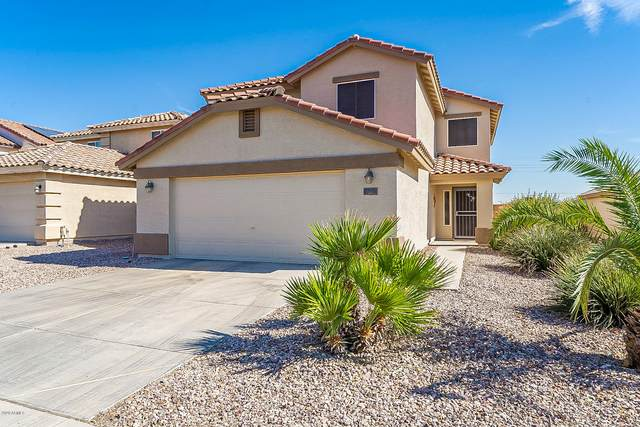 111 N 227TH Lane, Buckeye, AZ 85326 (MLS #6158897) :: Lifestyle Partners Team