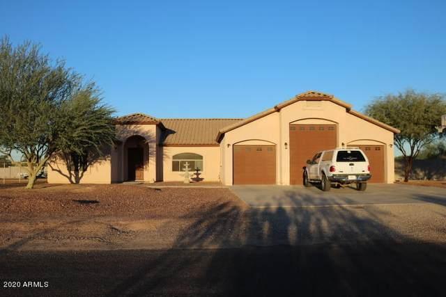 12807 S Gopher Road, Buckeye, AZ 85326 (MLS #6158906) :: BVO Luxury Group