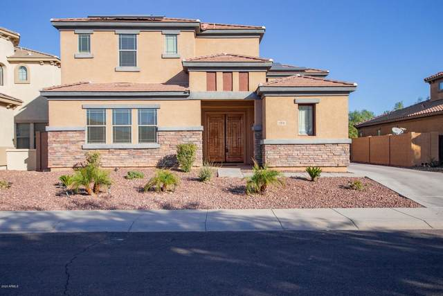 12046 W Monte Lindo Lane, Sun City, AZ 85373 (MLS #6158954) :: The Laughton Team