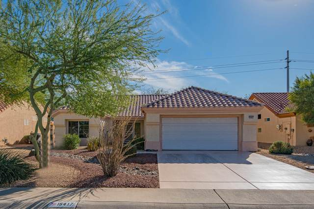 15417 W Sky Hawk Drive, Sun City West, AZ 85375 (MLS #6158970) :: The Helping Hands Team