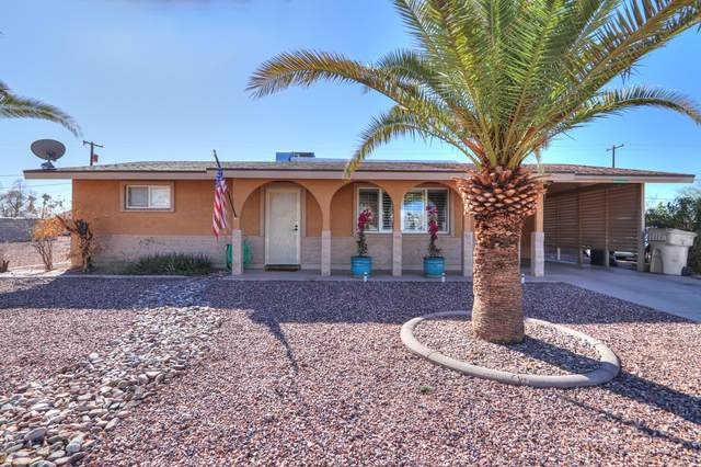 8885 W Coronado Drive, Arizona City, AZ 85123 (MLS #6159037) :: Brett Tanner Home Selling Team