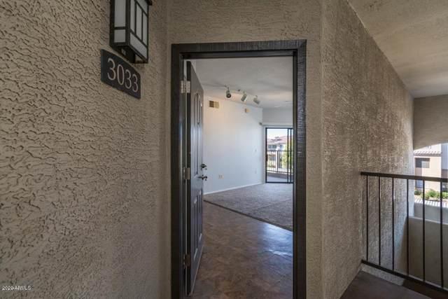 5302 E Van Buren Street #3033, Phoenix, AZ 85008 (MLS #6159068) :: Maison DeBlanc Real Estate