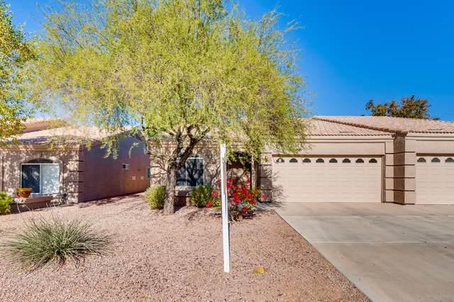 2101 S Yellow Wood #71, Mesa, AZ 85209 (MLS #6159082) :: Conway Real Estate