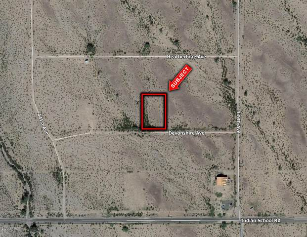 xxxxx W Devonshire Avenue, Tonopah, AZ 85354 (MLS #6159138) :: The Helping Hands Team