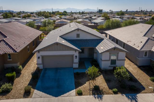 10239 W Lawrence Lane, Peoria, AZ 85345 (MLS #6159151) :: Long Realty West Valley