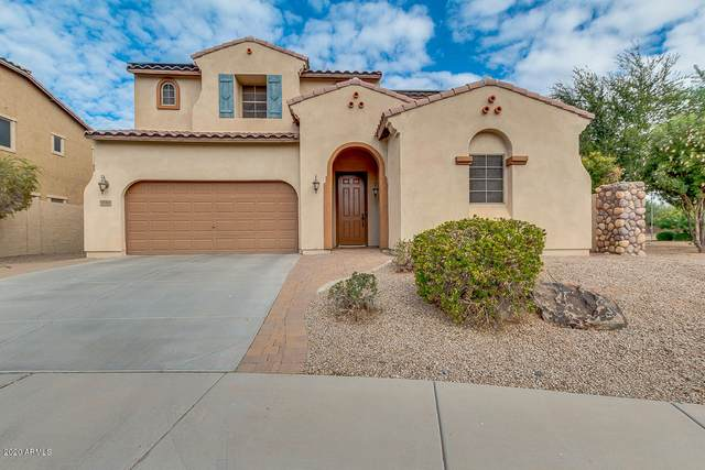 3550 E Lynx Place, Chandler, AZ 85249 (MLS #6159160) :: TIBBS Realty