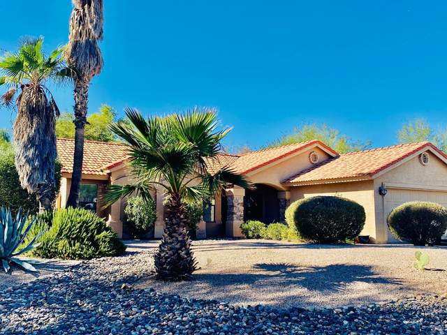 14228 N La Jara Drive, Fountain Hills, AZ 85268 (MLS #6159184) :: Walters Realty Group