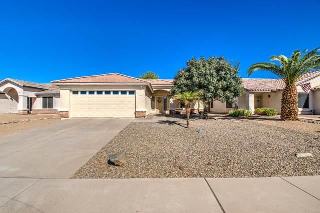 2252 E Stottler Drive, Gilbert, AZ 85296 (MLS #6159194) :: The Riddle Group