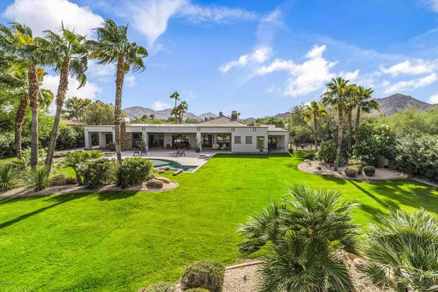 4824 E Berneil Drive, Paradise Valley, AZ 85253 (MLS #6159195) :: The Kurek Group
