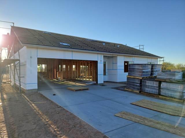14805 S Lamb Road, Arizona City, AZ 85123 (MLS #6159348) :: Nate Martinez Team