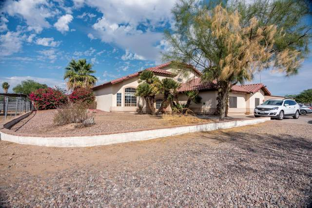 20522 E Superstition Drive, Queen Creek, AZ 85142 (MLS #6159353) :: Conway Real Estate