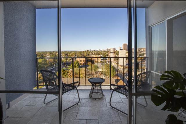 805 N 4TH Avenue #607, Phoenix, AZ 85003 (MLS #6159388) :: Maison DeBlanc Real Estate