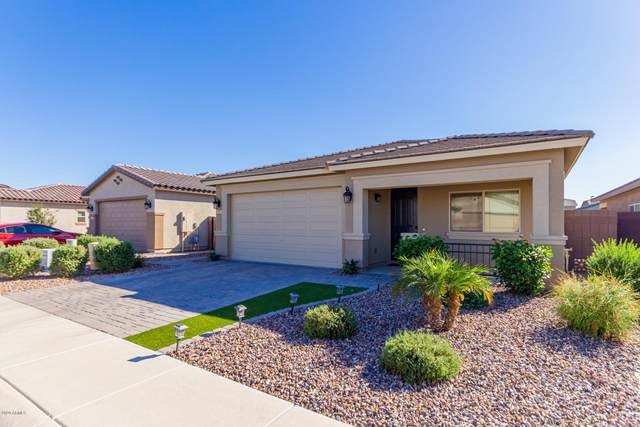 915 W Sisso Tree Avenue, San Tan Valley, AZ 85140 (MLS #6159401) :: Lucido Agency
