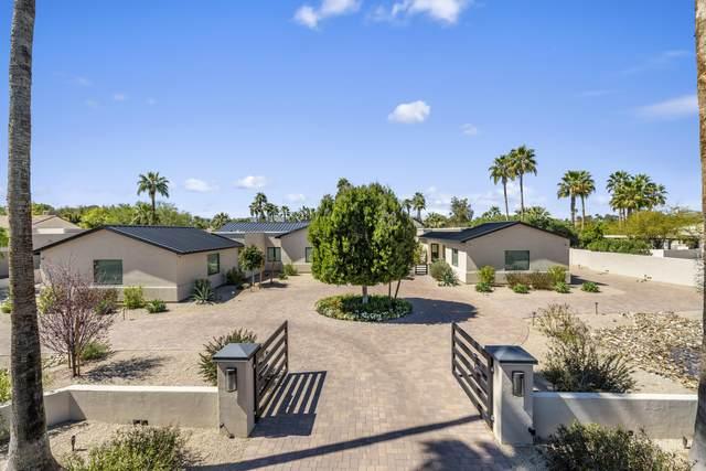 9332 N 71ST Street, Paradise Valley, AZ 85253 (MLS #6159402) :: Brett Tanner Home Selling Team