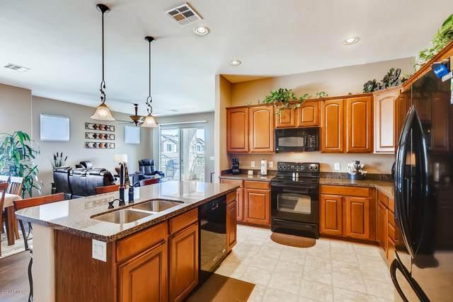 250 W Queen Creek Road #233, Chandler, AZ 85248 (MLS #6159459) :: Brett Tanner Home Selling Team