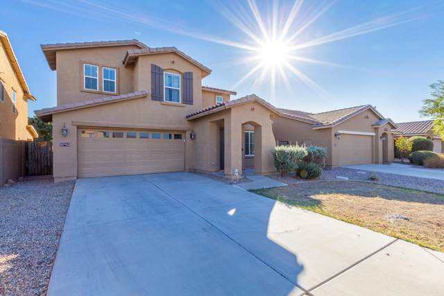 41173 W Bravo Drive, Maricopa, AZ 85138 (MLS #6159496) :: NextView Home Professionals, Brokered by eXp Realty