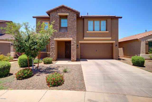 18378 N Salerno Drive, Maricopa, AZ 85138 (MLS #6159539) :: Executive Realty Advisors