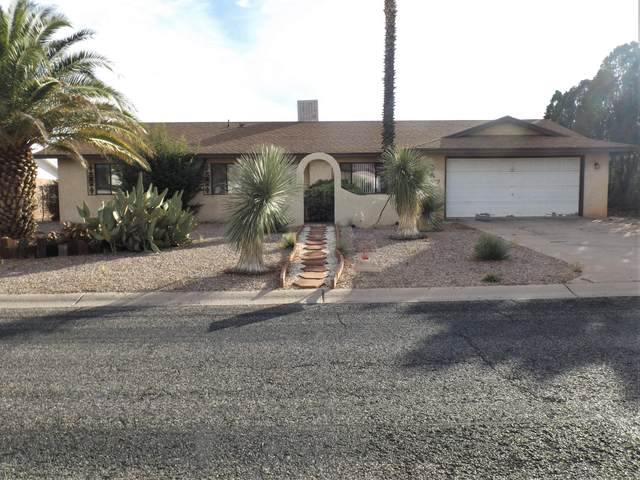 2717 Player Avenue, Sierra Vista, AZ 85650 (MLS #6159541) :: D & R Realty LLC