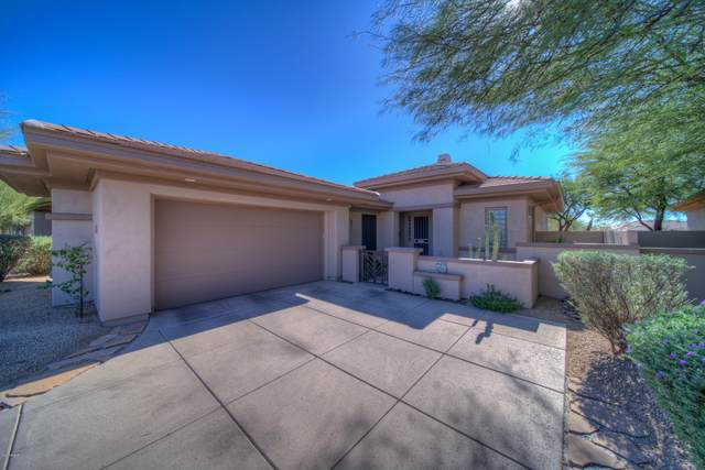 7519 E Corva Drive, Scottsdale, AZ 85266 (MLS #6159546) :: The Daniel Montez Real Estate Group