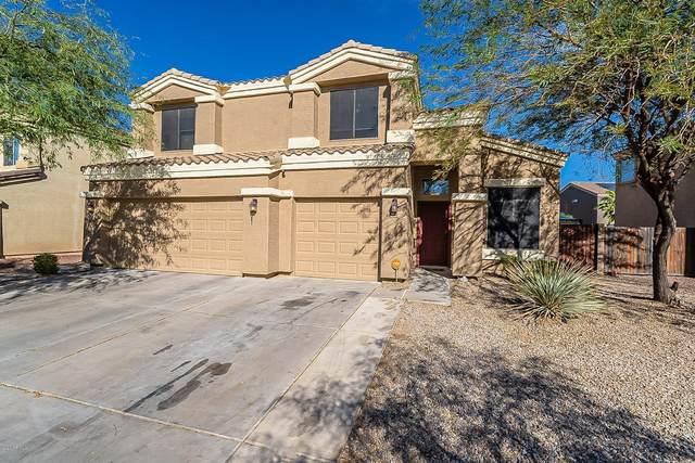 2204 W Pima Avenue, Coolidge, AZ 85128 (MLS #6159550) :: Yost Realty Group at RE/MAX Casa Grande