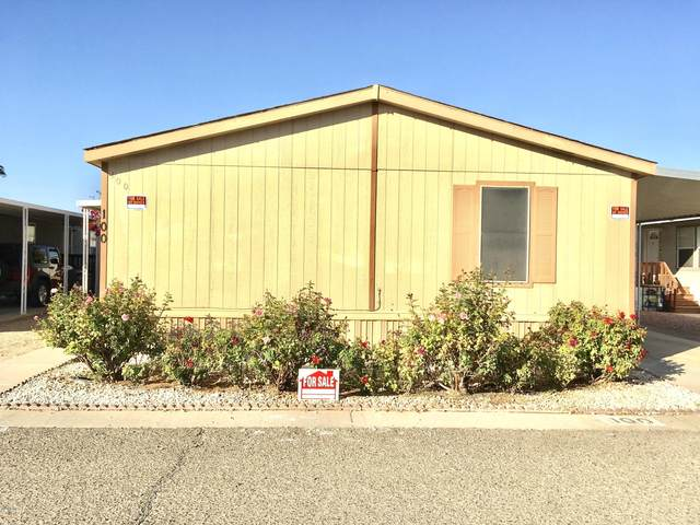 12721 W Greenway Road #100, El Mirage, AZ 85335 (MLS #6159599) :: Brett Tanner Home Selling Team