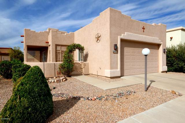 432 S Sky Ranch Road, Sierra Vista, AZ 85635 (MLS #6159630) :: Power Realty Group Model Home Center