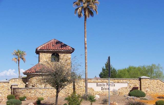 XXXX Camino Del Rancho Lot 13 Street, Douglas, AZ 85607 (MLS #6159637) :: The Copa Team | The Maricopa Real Estate Company