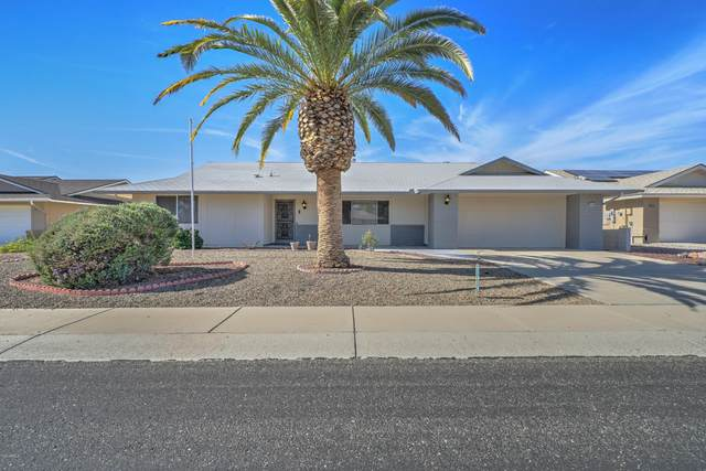21418 N Sunglow Drive, Sun City West, AZ 85375 (MLS #6159664) :: Brett Tanner Home Selling Team