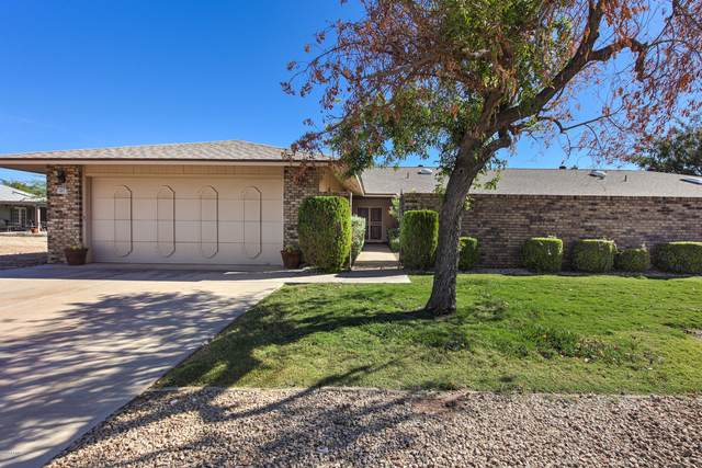 18823 N 129TH Avenue, Sun City West, AZ 85375 (MLS #6159711) :: Brett Tanner Home Selling Team