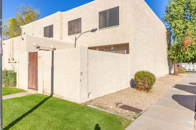 14012 N 54TH Avenue, Glendale, AZ 85306 (MLS #6159719) :: The Riddle Group