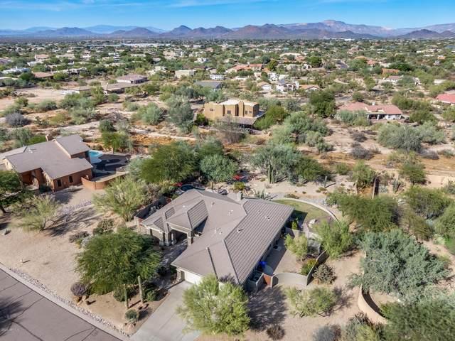 4818 E Palo Brea Lane, Cave Creek, AZ 85331 (MLS #6159727) :: Arizona Home Group