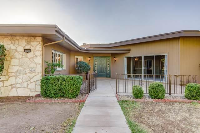 13416 N 107TH Drive, Sun City, AZ 85351 (MLS #6159732) :: Maison DeBlanc Real Estate