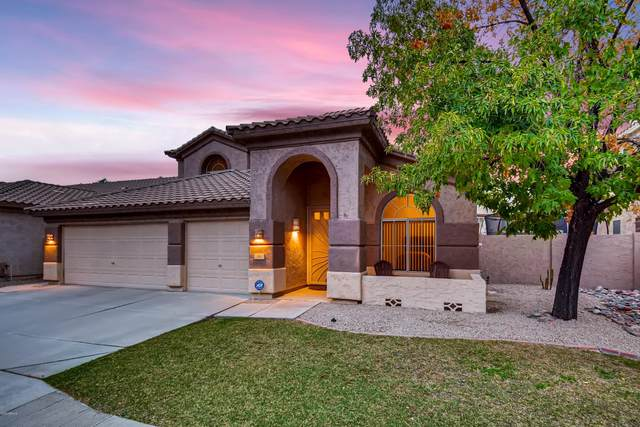 272 N Danielson Way, Chandler, AZ 85225 (MLS #6159735) :: Lifestyle Partners Team
