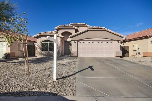 1242 E Elm Road, San Tan Valley, AZ 85140 (MLS #6159736) :: John Hogen | Realty ONE Group