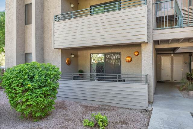 7777 E Main Street #163, Scottsdale, AZ 85251 (MLS #6159750) :: Brett Tanner Home Selling Team