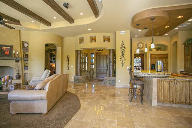 8735 E Villa Cassandra Drive, Scottsdale, AZ 85266 (MLS #6159772) :: John Hogen | Realty ONE Group