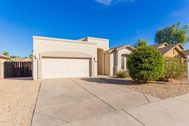 3556 E Hampton Lane, Gilbert, AZ 85295 (MLS #6159793) :: Yost Realty Group at RE/MAX Casa Grande