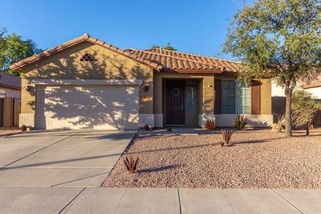 3076 E Merlot Street, Gilbert, AZ 85298 (MLS #6159798) :: TIBBS Realty