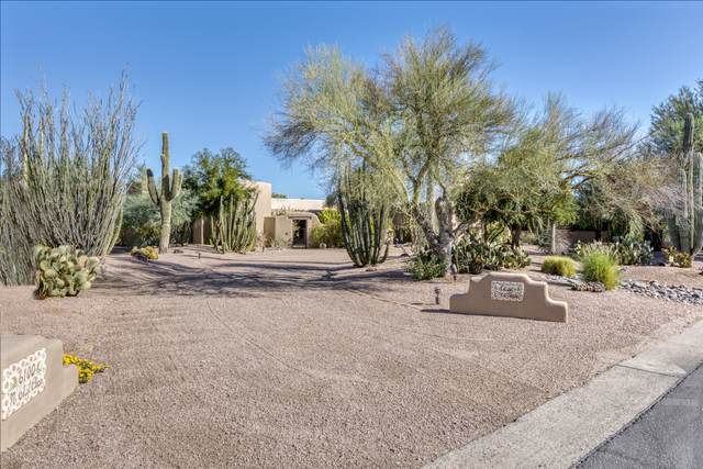 6100 N 61ST Place, Paradise Valley, AZ 85253 (MLS #6159809) :: Long Realty West Valley