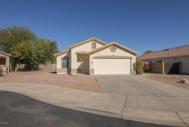 906 E Pedro Road, Phoenix, AZ 85042 (MLS #6159811) :: Brett Tanner Home Selling Team