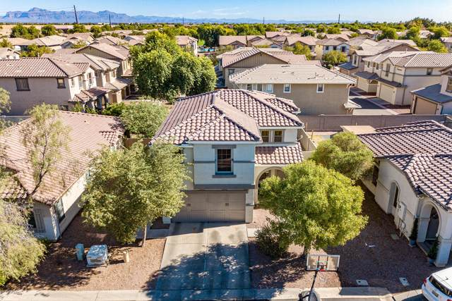 1331 S Bridgegate Drive, Gilbert, AZ 85296 (MLS #6159821) :: Long Realty West Valley