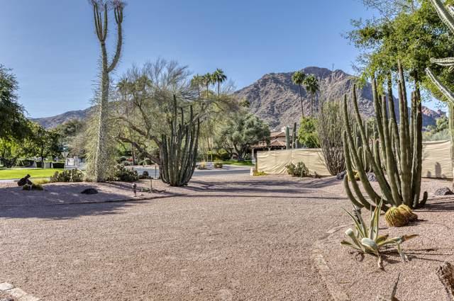 6100 N 61ST Place, Paradise Valley, AZ 85253 (MLS #6159826) :: The Daniel Montez Real Estate Group