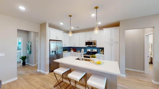 155 N Lakeview Boulevard #206, Chandler, AZ 85225 (MLS #6159834) :: Devor Real Estate Associates