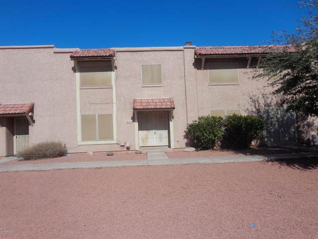 8210 N 32ND Avenue, Phoenix, AZ 85051 (MLS #6159853) :: The Riddle Group
