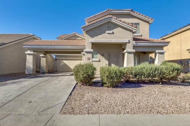 5846 S 238TH Lane, Buckeye, AZ 85326 (MLS #6159964) :: The Carin Nguyen Team