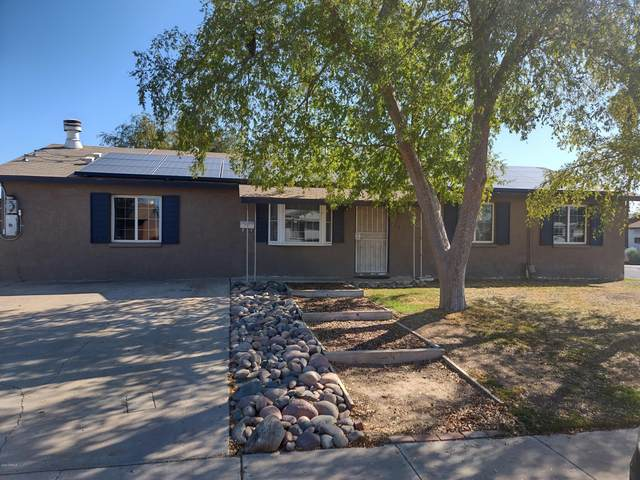 14001 N 37TH Street, Phoenix, AZ 85032 (MLS #6160010) :: Midland Real Estate Alliance