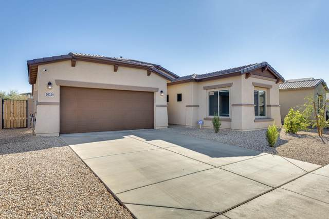 26329 N 166TH Avenue, Surprise, AZ 85387 (MLS #6160125) :: The Daniel Montez Real Estate Group